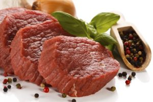 Lean Red meat as brain food