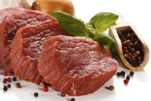 Lean Red meat as brain food