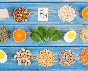 vitamin b1 for brain