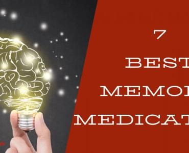 7 Best Memory Medications For Brain Enhancement
