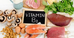 vitamin b2 for brain