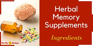 natural memory supplements