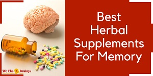 memory improvement supplements