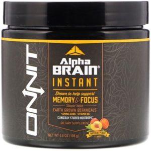 Alpha Brain Isntant