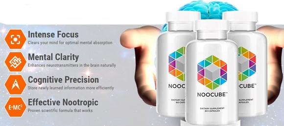 noocube natural nootropics stack
