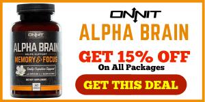 Buy Onnit Alpha Brain