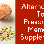 Best Herbal Alternatives To Prescribed Memory Supplements -Top 4