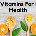 The Best Vitamins For Brain Health!
