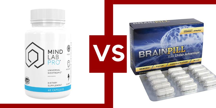 mind lab pro vs brain pill