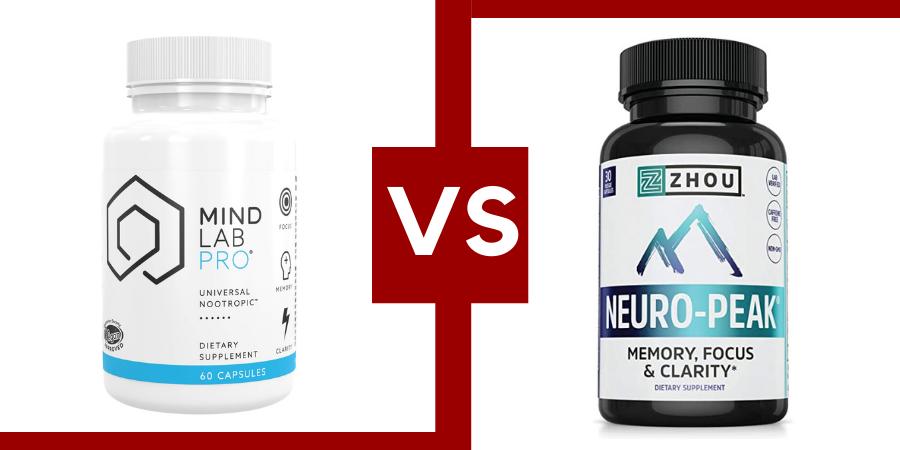 mind lab pro vs neuro peak