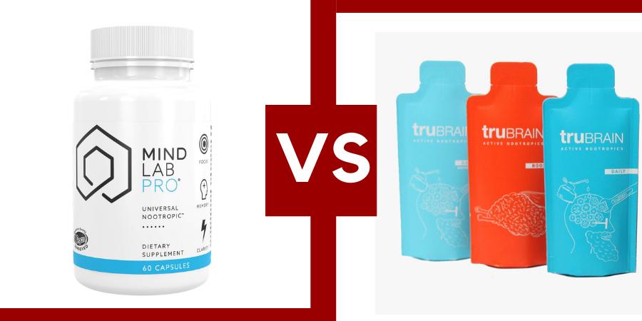 mind lab pro vs trubrain