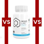 Lumonol vs Mind Lab Pro vs Alpha Brain - Who Wins in Versus War
