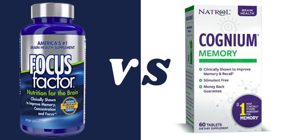 cognium vs focus factor