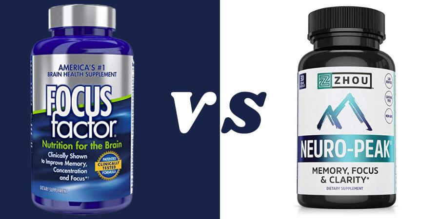 neuro peak vs focus factor