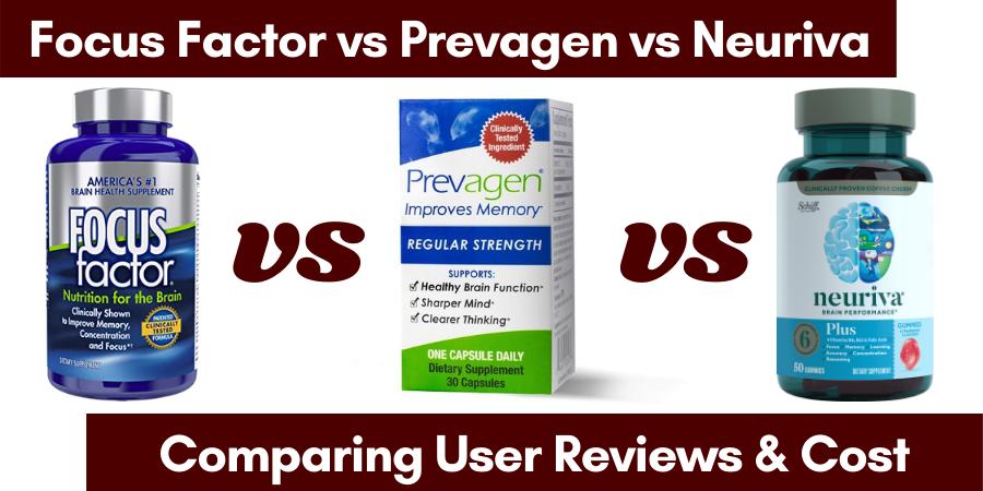 focus factor vs neuriva