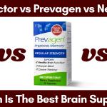 Focus Factor vs Prevagen vs Neuriva - Who Wins The 2021 Battle?
