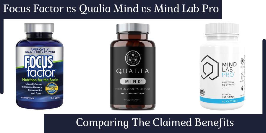 focus factor vs qualia mind