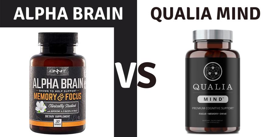 alpha mind vs qualia mind