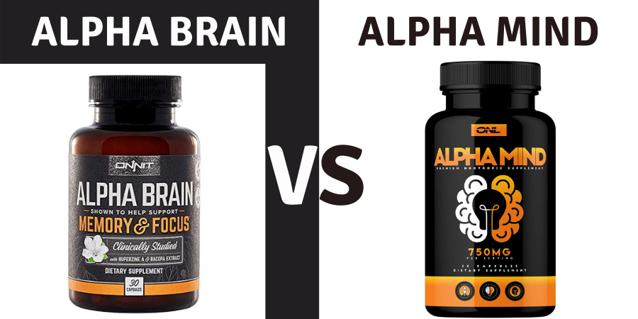 alpha brain vs alpha mind