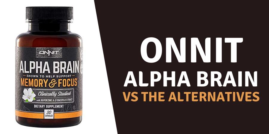 alpha brain vs other nootropics